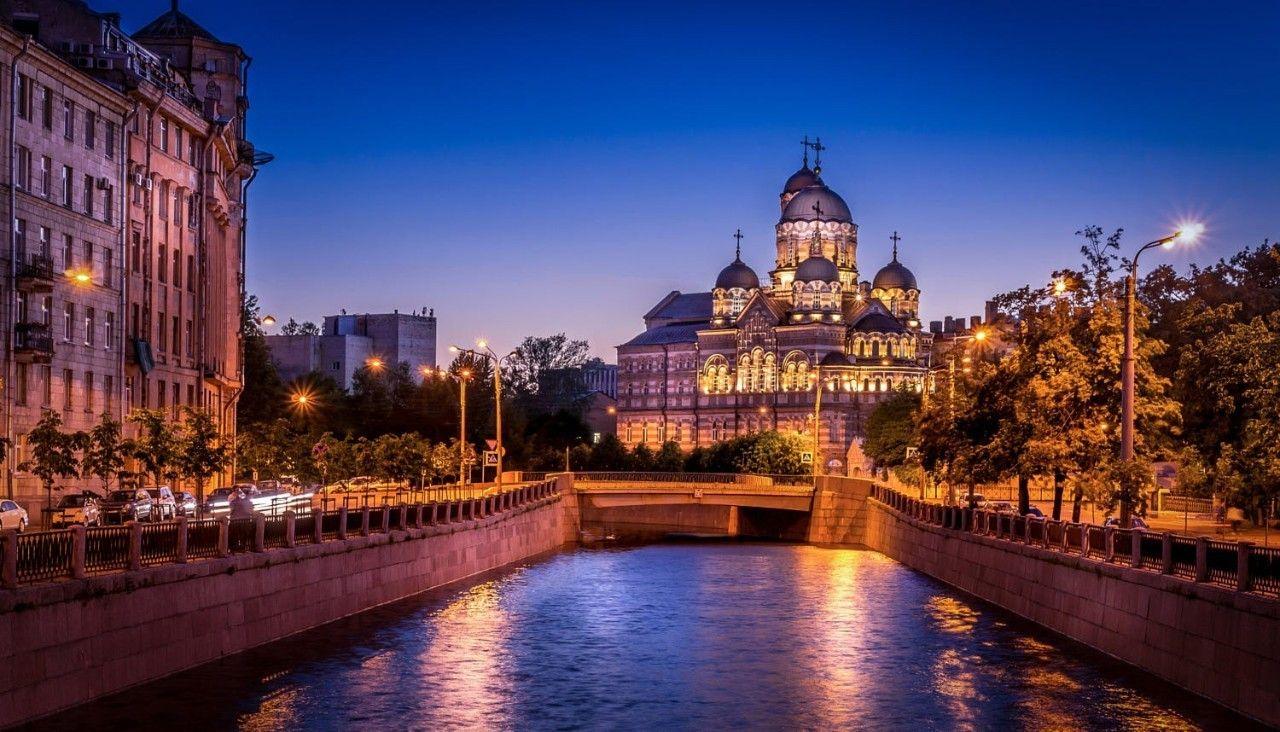 如果你想体验俄罗斯,来圣彼得堡也够了