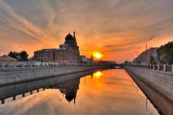 圣彼得堡到底有多美?惊艳了女神高圆圆、男神段奕宏、成龙~~~