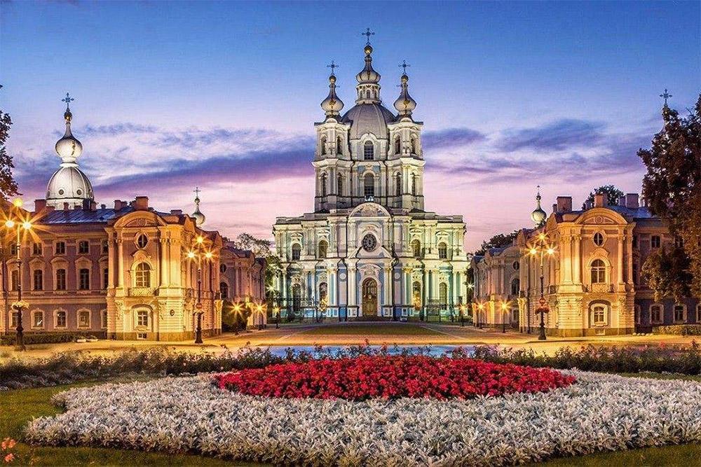 圣彼得堡--莫斯科--金环 十日游