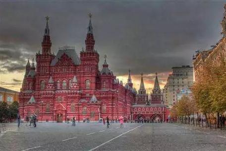 2018,我要去俄罗斯了