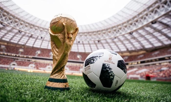 2018激情世界杯,俄罗斯欢迎你