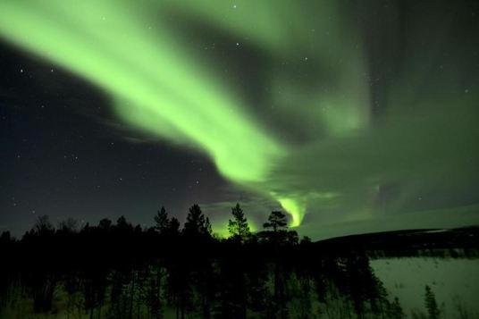 极寒极美 -摩尔曼斯克极光之旅