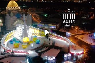 俄罗斯冬季滑雪新体验